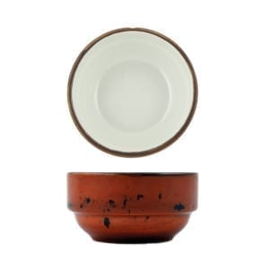 BOWL 8 CM. APILABLE TIERRA REACTIV