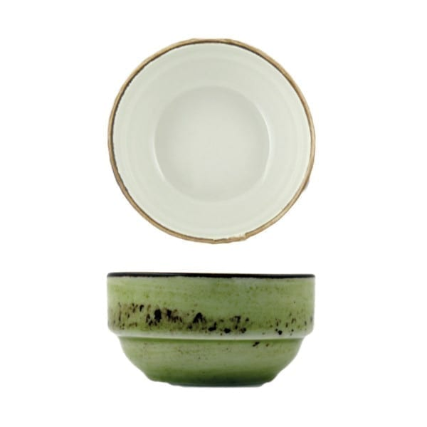 BOWL 8 CM. APILABLE VERDE REACTIV