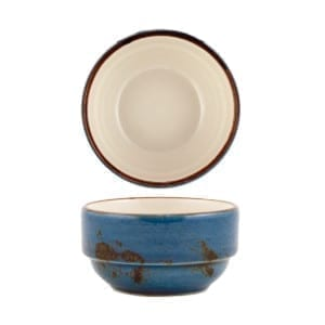 BOWL 8 CM. APILABLE AZUL SKY REACTIV